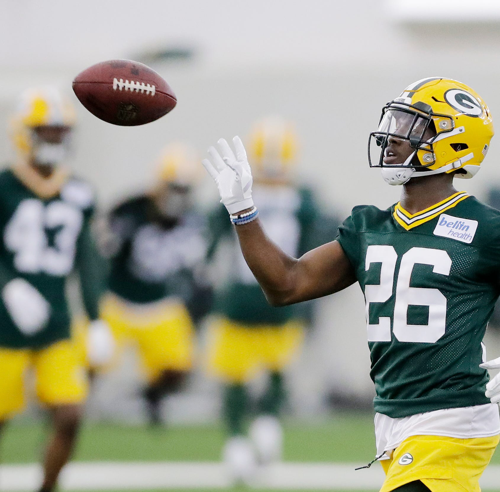 Packers notes: Surge in speed makes Darnell Savage a 'game changer'