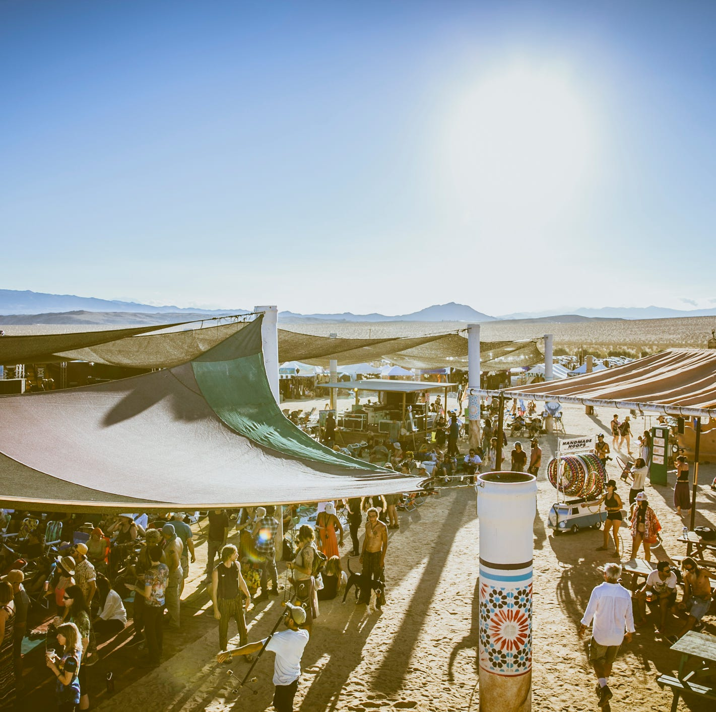 Joshua Tree Music Festival is about 'collective effervescence.' Check out these 6 artists