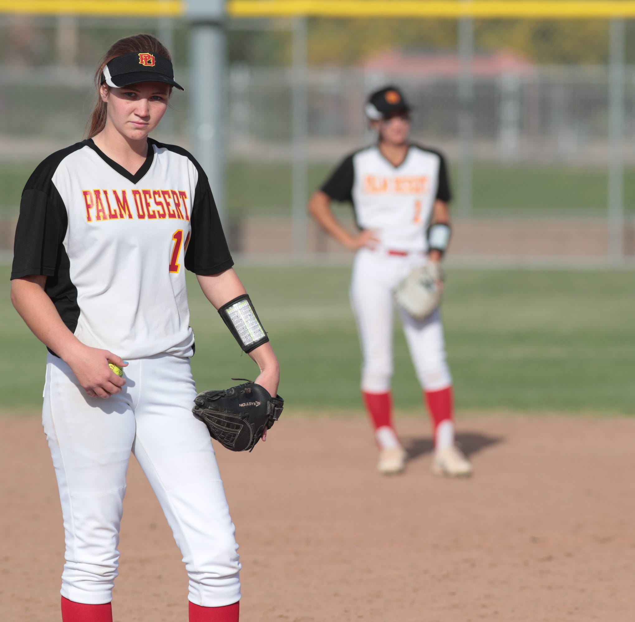 All-Desert Empire League softball: Palm Desert, La Quinta share top honors
