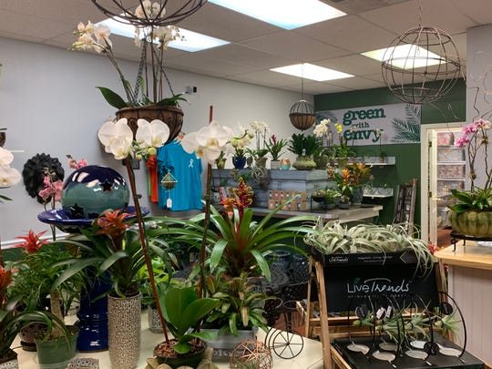 Green with Envy is now open at 7201 N. Ninth Ave. Ste A2 in Pensacola.