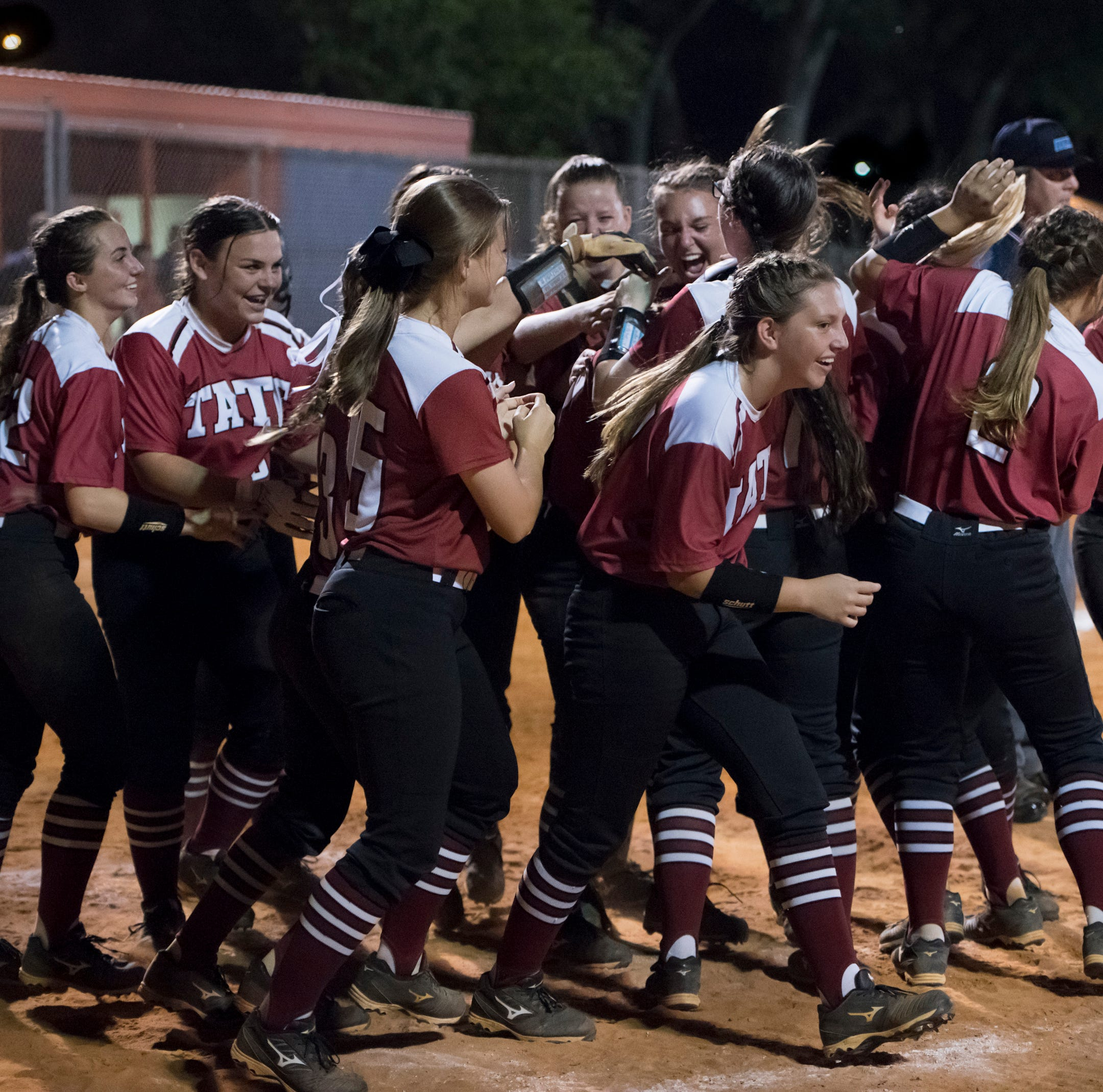 How Tate softball won its sixth-consecutive district championship