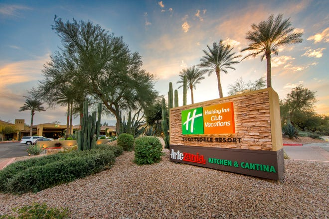 Families will find entertainment for everyone at Holiday Inn Club Vacations Scottsdale Resort.