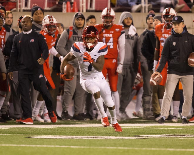 Redshirt junior Devaughn Cooper, who averaged 20.4 yards per reception last season, was dismissed from the team, the Arizona athletic department reported Friday.