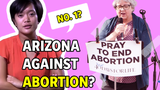 """Democratic gubernatorial candidate David Garcia says Gov.Doug Ducey has made Arizona """"the most anti-choice state in the country."""" Is he right?"""