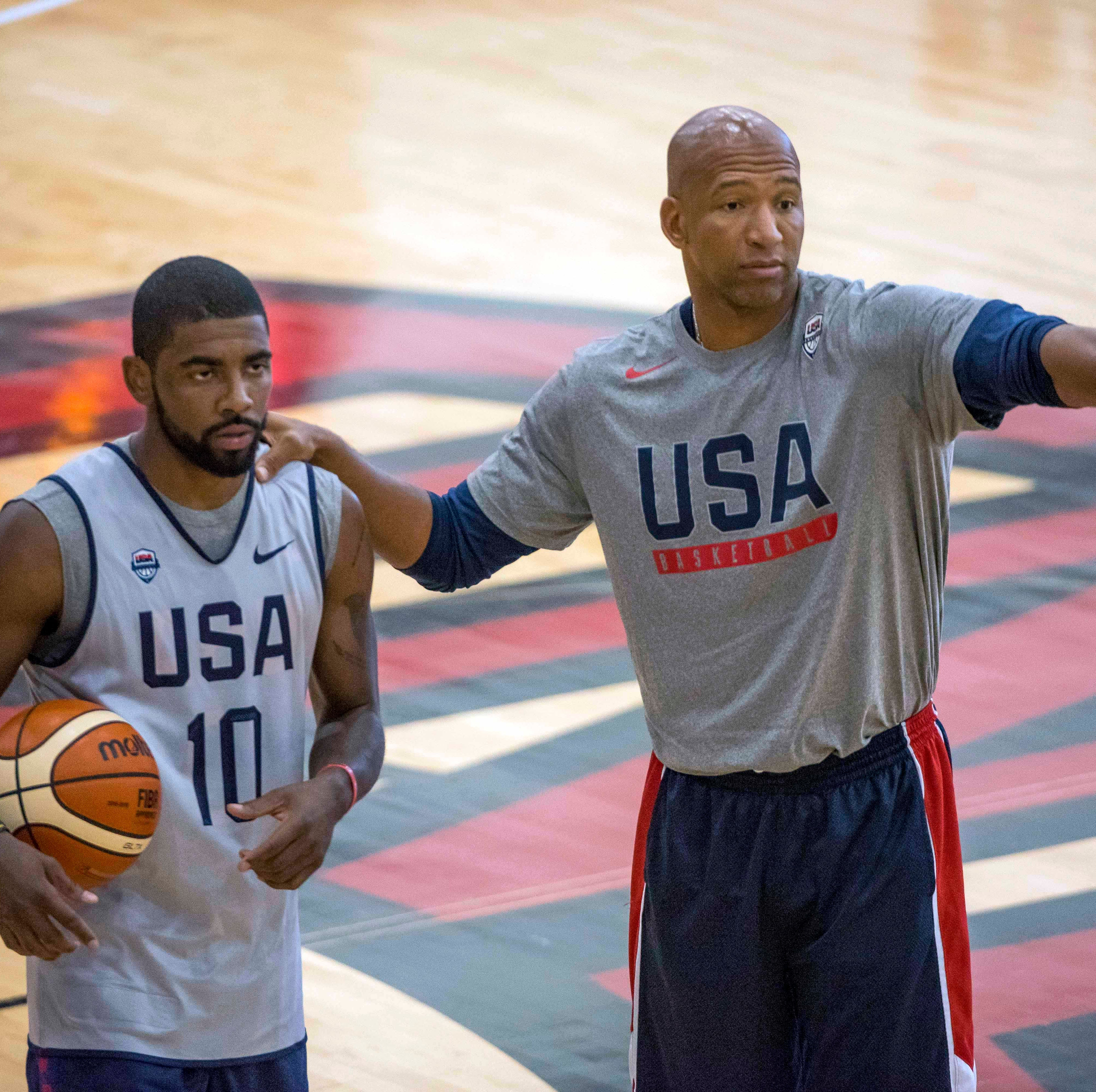 Phoenix Suns hired 'whole package' with Monty Williams, Jerry Colangelo says