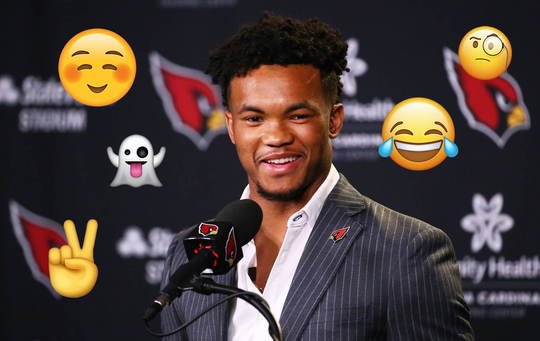 What do the emojis say about the future of Arizona sports?