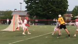 Red Lion's Eli Workinger scored the game-winning overtime goal with 3.6 seconds left to provide the Lions with an 8-7 victory against Susquehannock.
