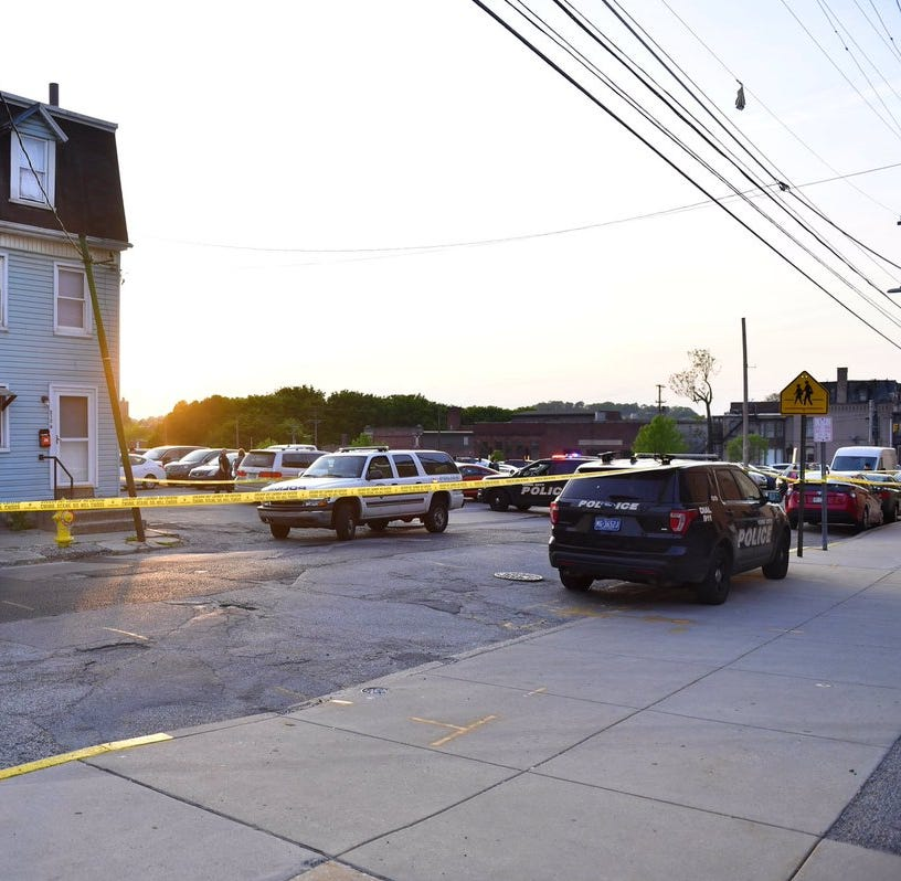 1 man dead after shooting on Pershing Avenue in York City
