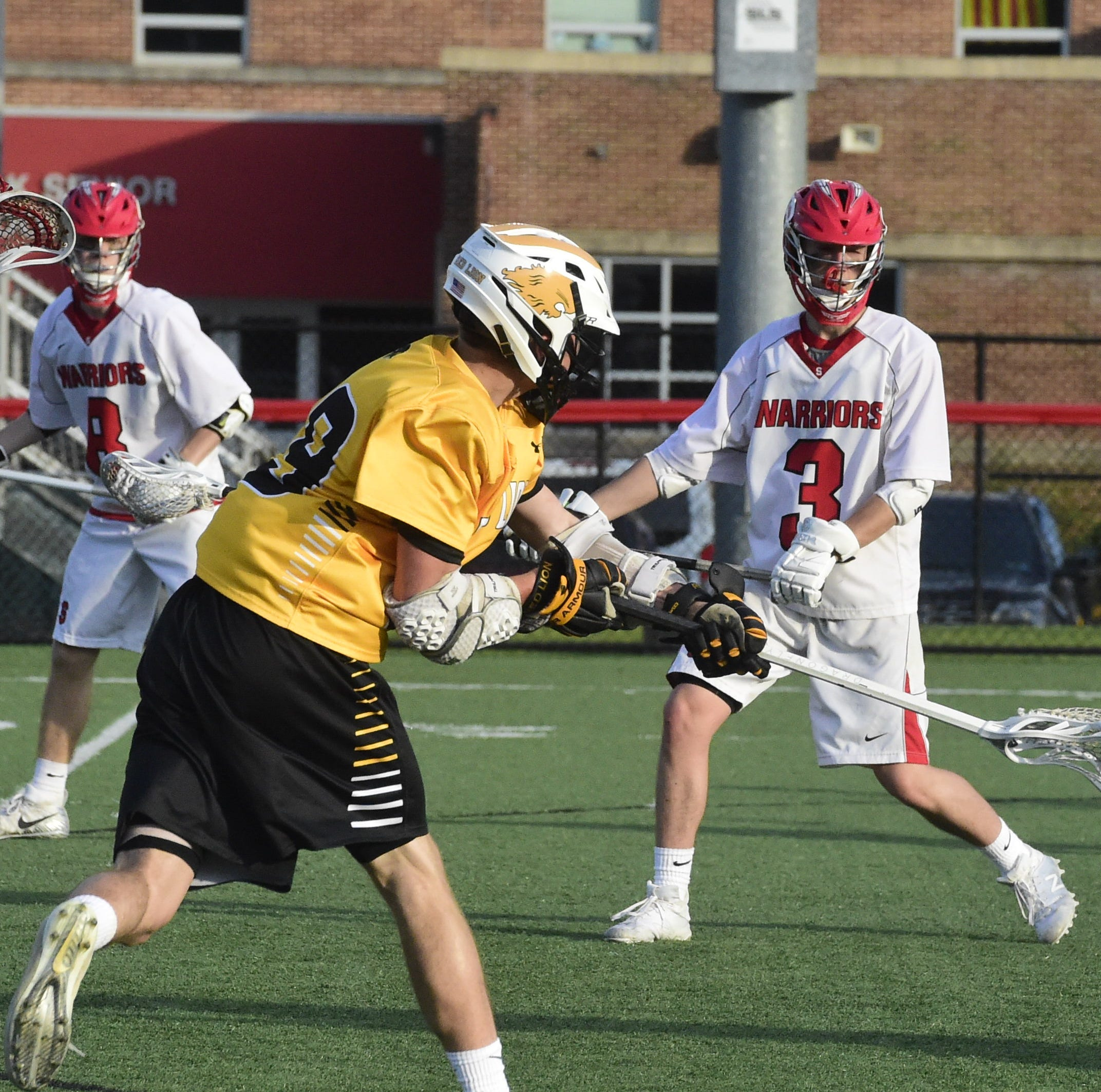 District 3 lacrosse players earn national academic and All-American honors