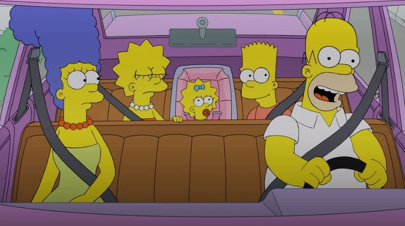 The Simpsons Upstate New York Song Fact Check Shows Homer Was Right