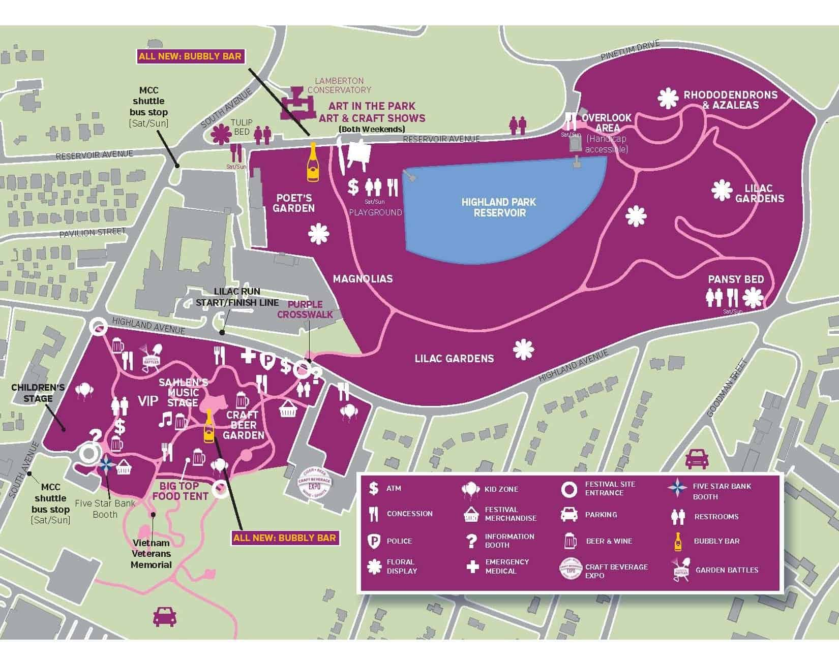Rochester Lilac Festival 2019: Hours, parking, shuttle ... on