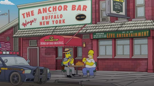 The Simpsons Upstate New York Song Fact Check Shows Homer
