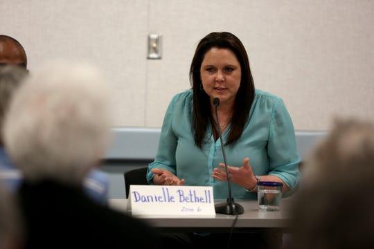 Salem-Keizer School Board zone 6 member Danielle Bethell.