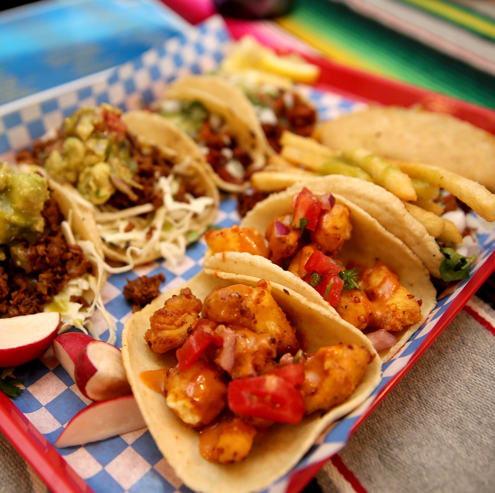 Azuls Taco House is a West Salem's newest tortilla paradise