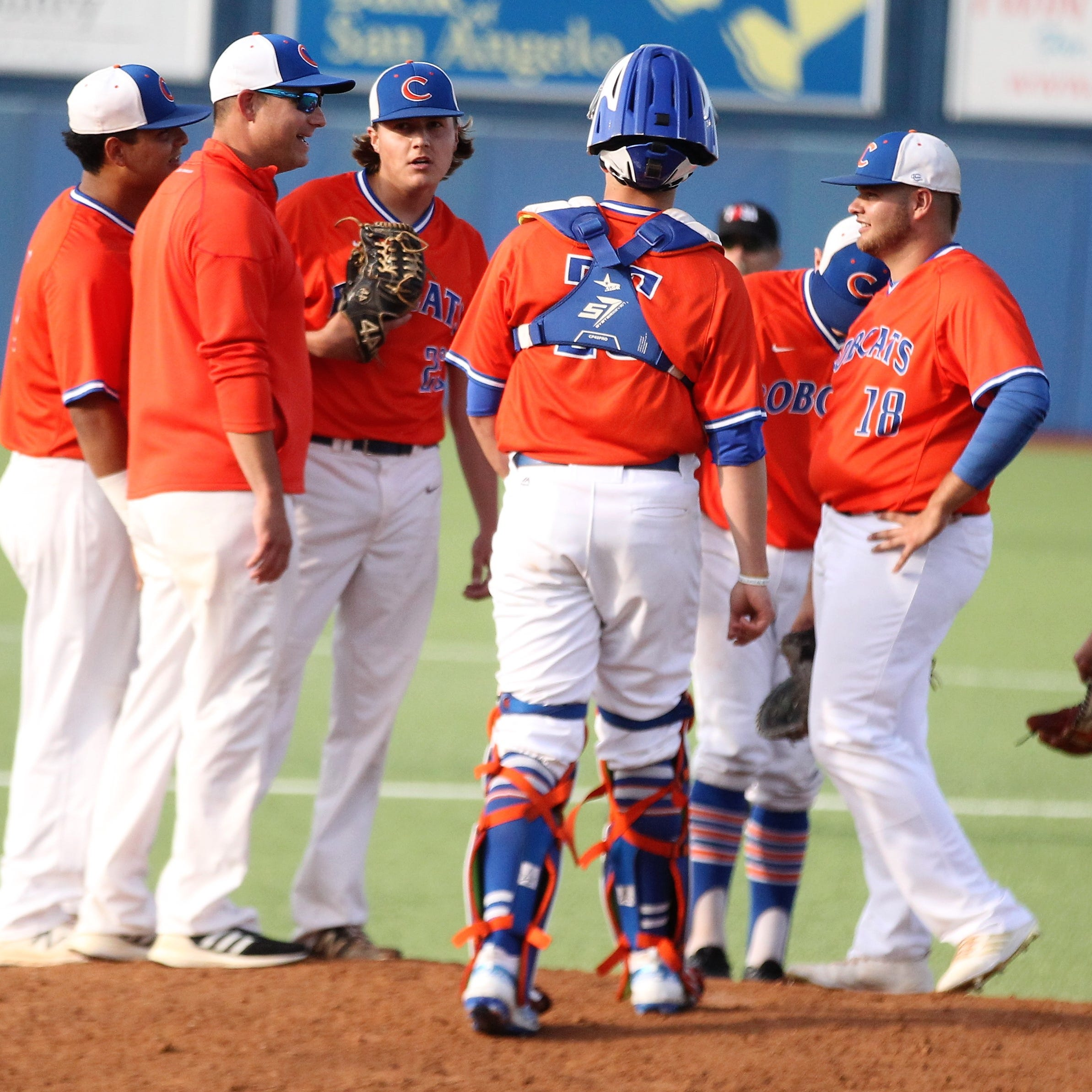 BASEBALL PLAYOFFS ROUNDUP: San Angelo Central, Wall take series openers