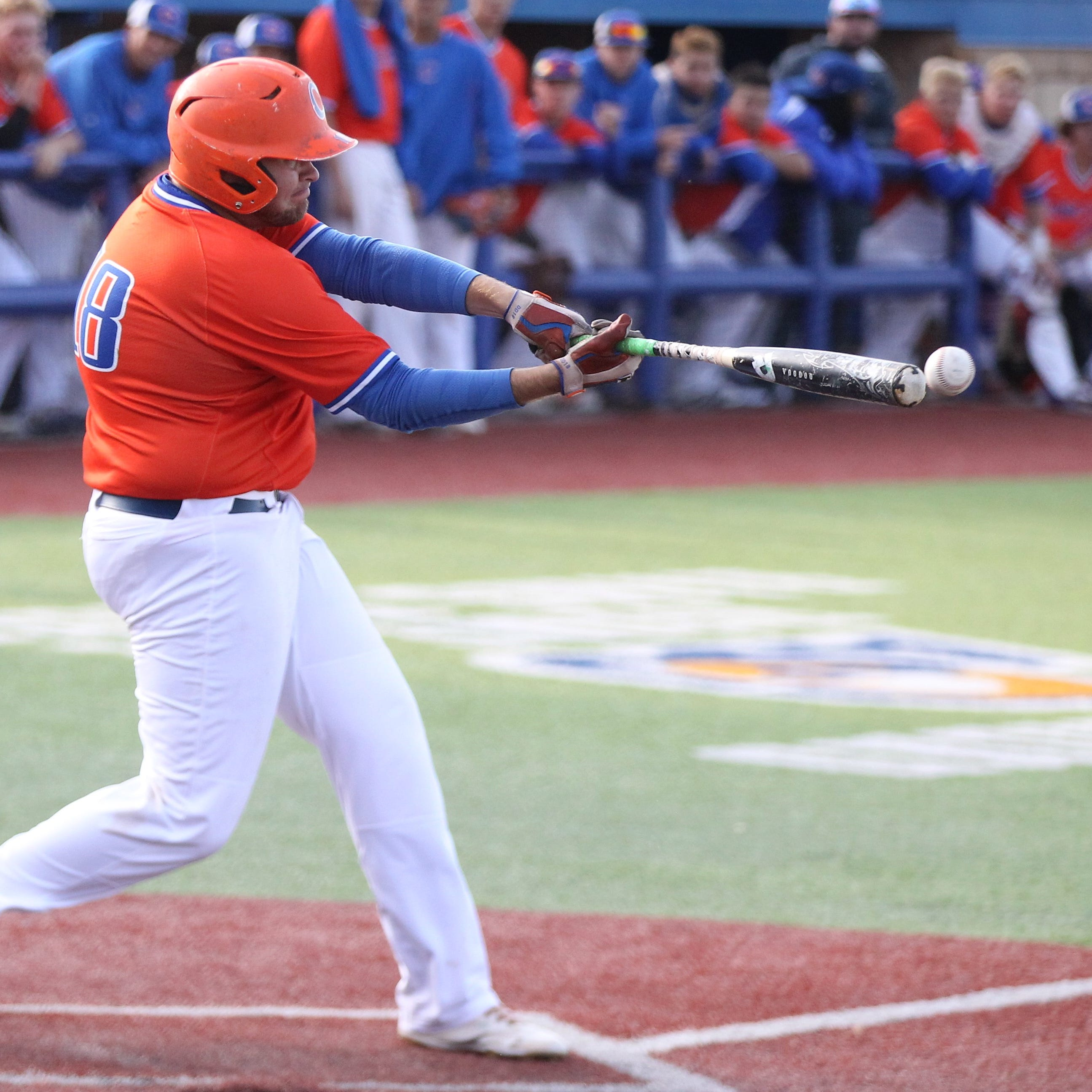 BASEBALL ROUNDUP: San Angelo Central sweeps bidistrict series