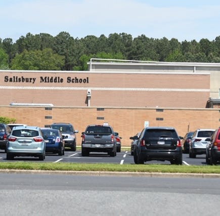 Student charged in Salisbury Middle School bomb threat: Sheriff's Office
