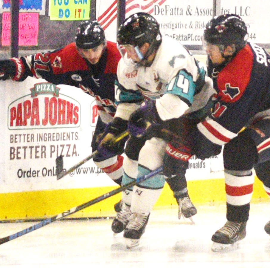Mudbugs recover, blank Amarillo to force Game 5