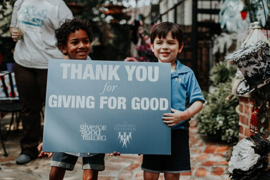 Give for Good charitable campaign returns on May 7.