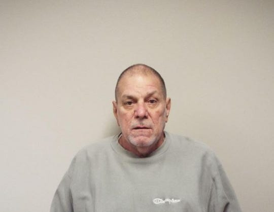 Kenneth Stark, 69, is on the sex offender registry for sexually assaulting a 7-year-old girl in Nebraska.