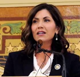 Twitter reacts as Oglala Sioux Tribe bans Gov. Kristi Noem from reservation