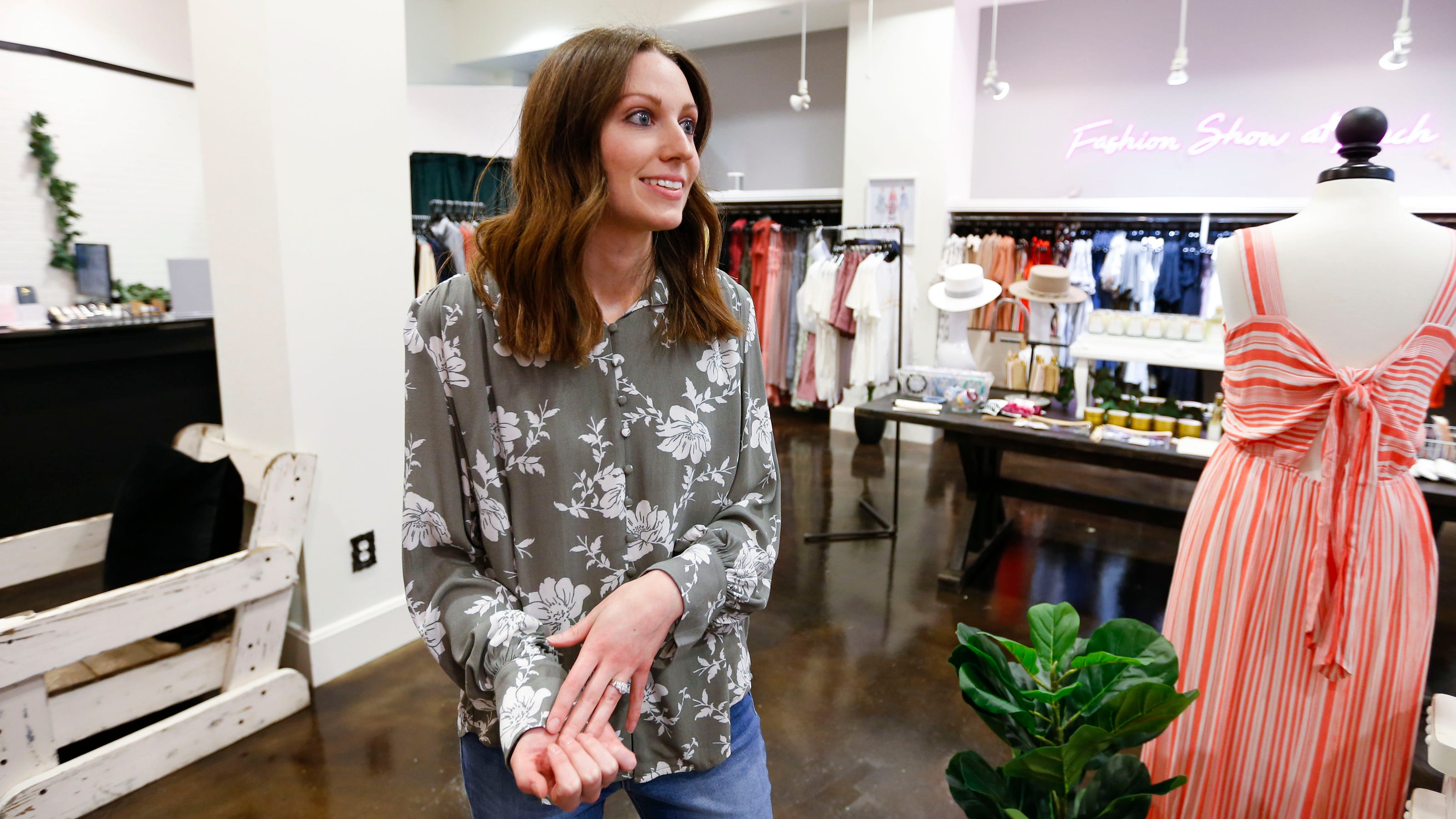 Fashion Boutique The Merry Moore Opens Downtown Amid Retail Woes