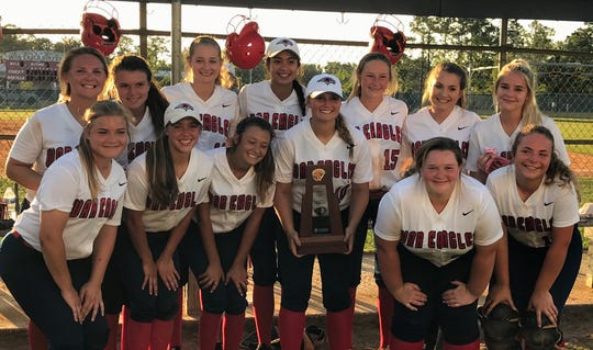 Wakulla beat Arnold 2-1 to capture a District 2-6A title on Wednesday. Senior Emery Mayne got the win, scattering three hits.