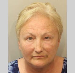 Former HSN host Christine Scanlon arrested in Tallahassee on theft, forgery warrants
