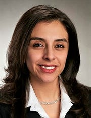 Janel Lujan, new chief operating officer at the El Paso Health HMO.