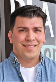 Farzad Farrokhnia, owner of Mom's Fresh Juice & Kitchen in El Paso.