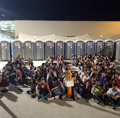More than 670 undocumented immigrants cross border in El Paso Sector in less than 24 hours