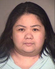 Ann Villasanta, 41, of Oxnard.