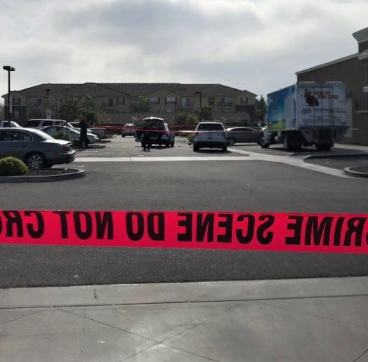 Teen armed with knife shot by Oxnard cop, police say
