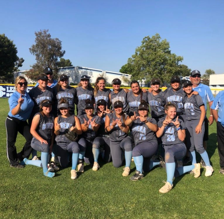 CIF-Southern Section softball playoffs roundup: Buena prevails in Division 1 opener