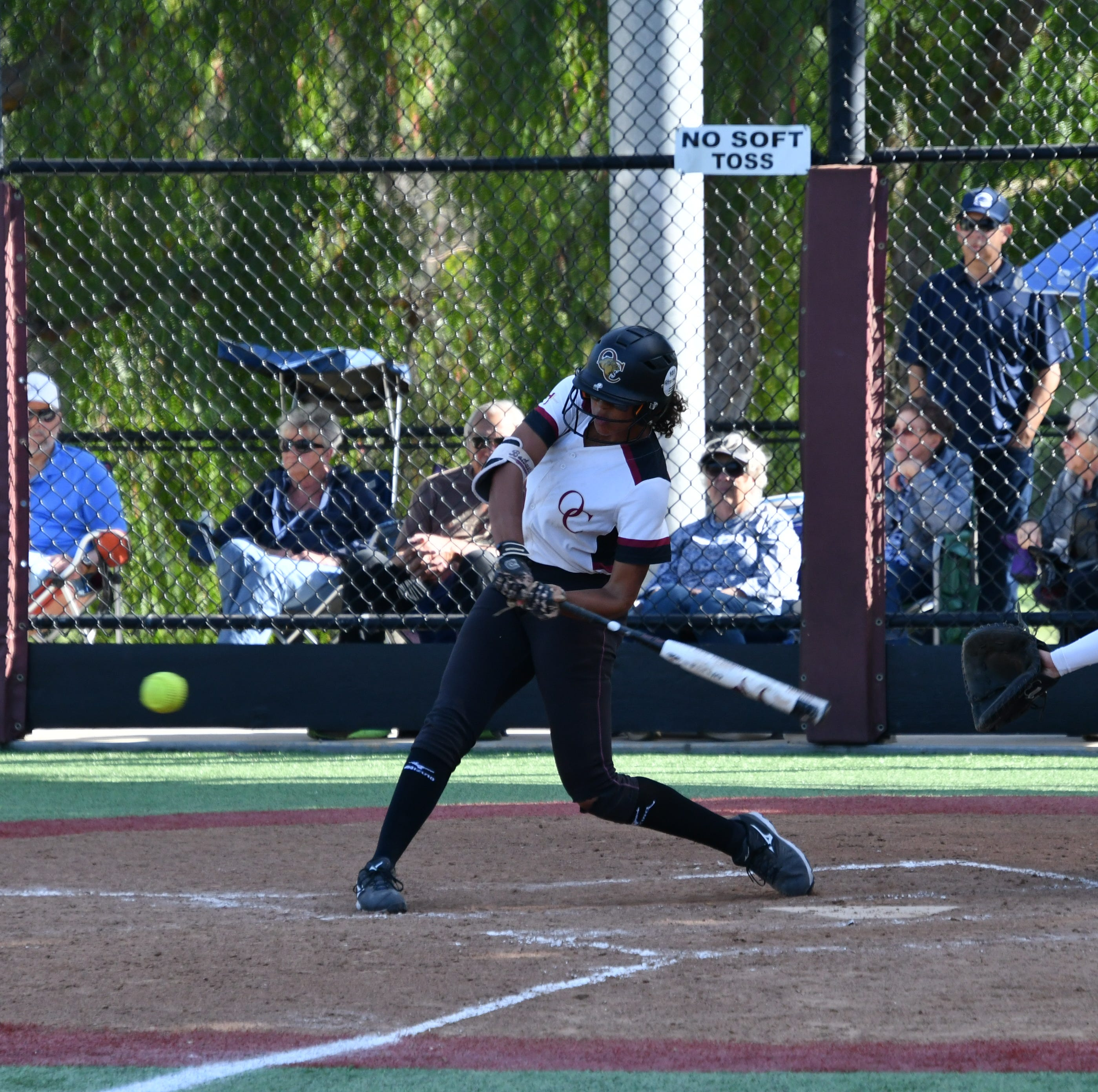 Brady powers Oaks Christian past Camarillo in Division I softball playoff opener