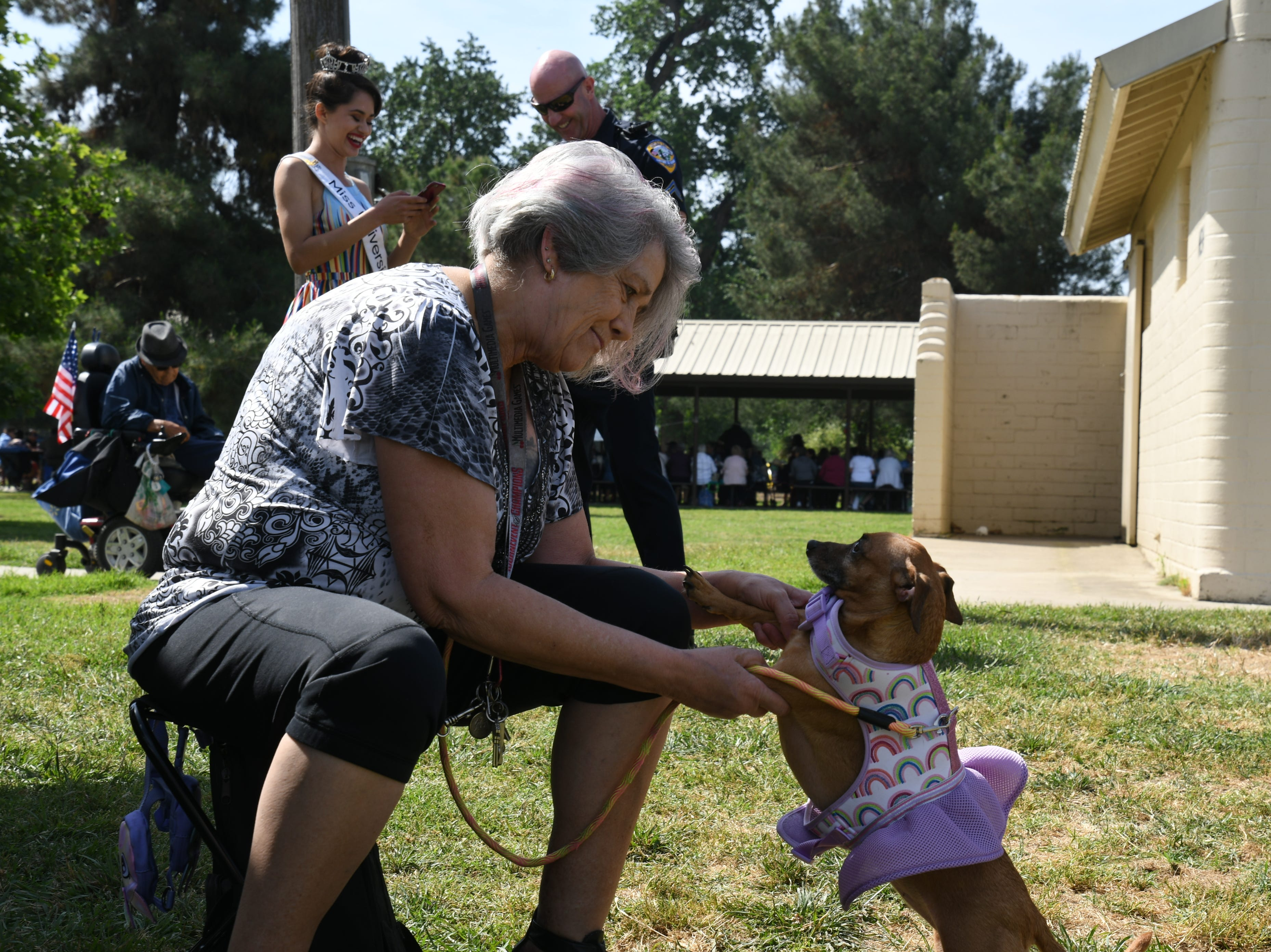 Senior Day in the Park celebrated its 50th birthday on Friday with 1,500 Tulare County seniors, an Elvis impersonator, free games and dancing. The yearly event is hosted by Community Services Employment Training  at Mooney Grove Park.