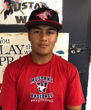 Tulare Western's T.J. Martinez is the prep athlete of the week.