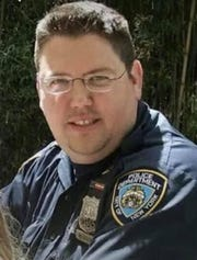 NYPD Officer Patrick McGovern