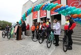 The 45th annual Bicycle Sundays kickoff ceremony in Westchester