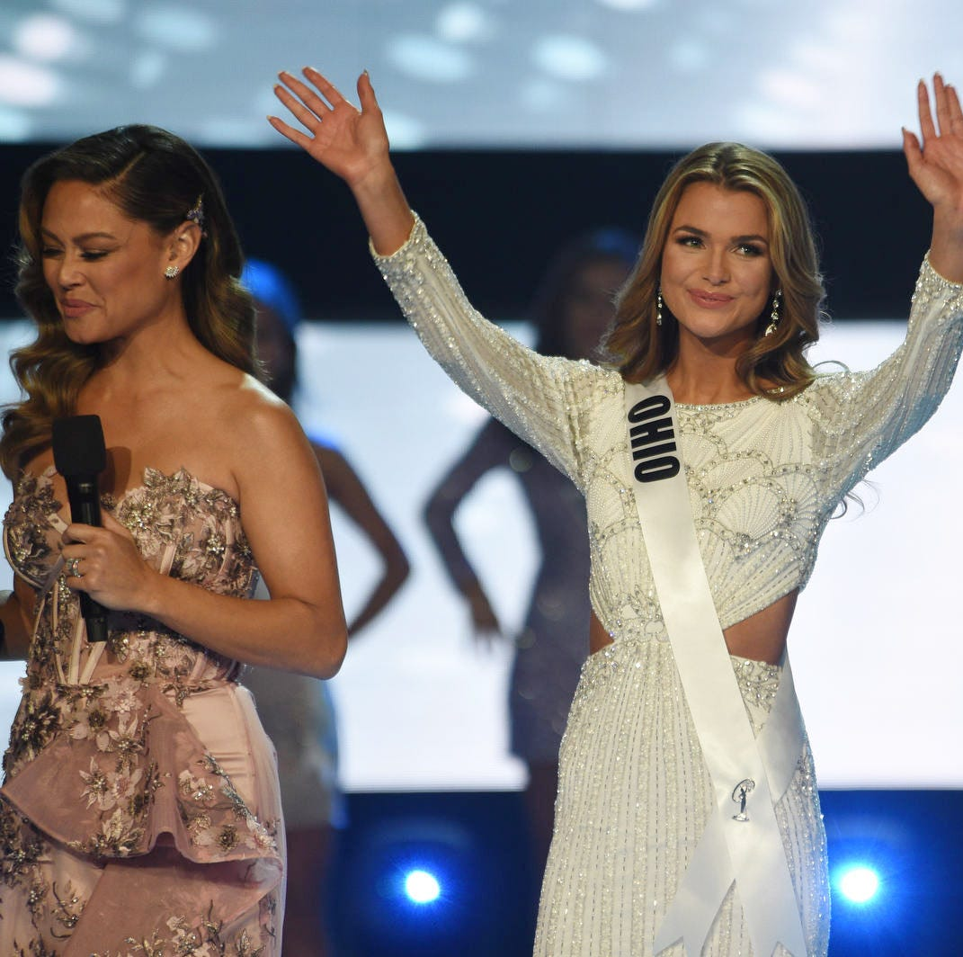 No Miss USA crown but Seton grad Alice Magoto still shined