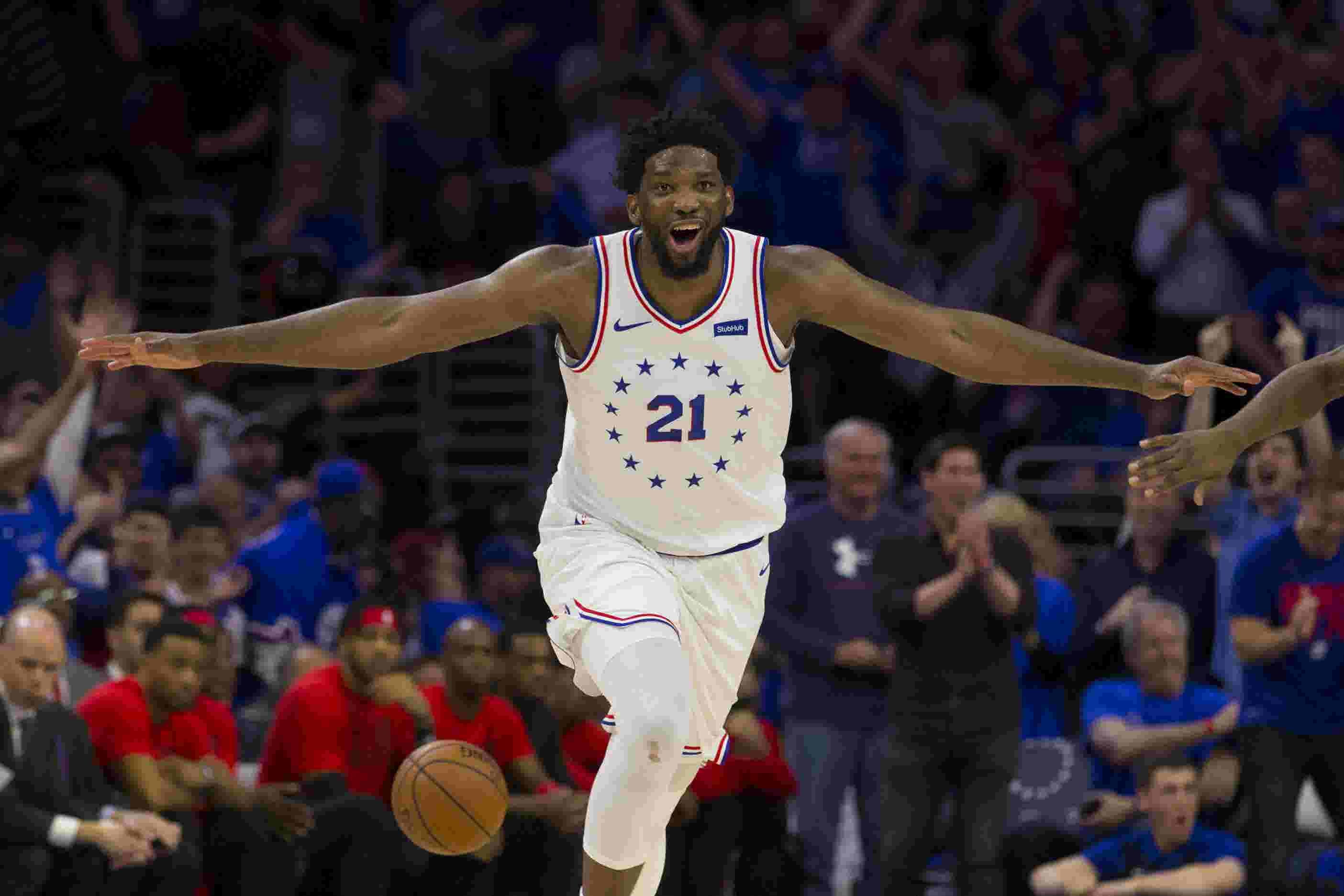 6a7e5af65d77 NBA playffs  Keys for 76ers to go up 3-1 on Raptors in East semifinals