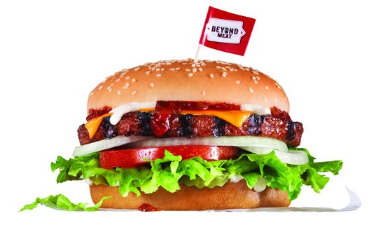Carl's Jr. added the Beyond Famous Star to restaurants nationwide in January 2019.