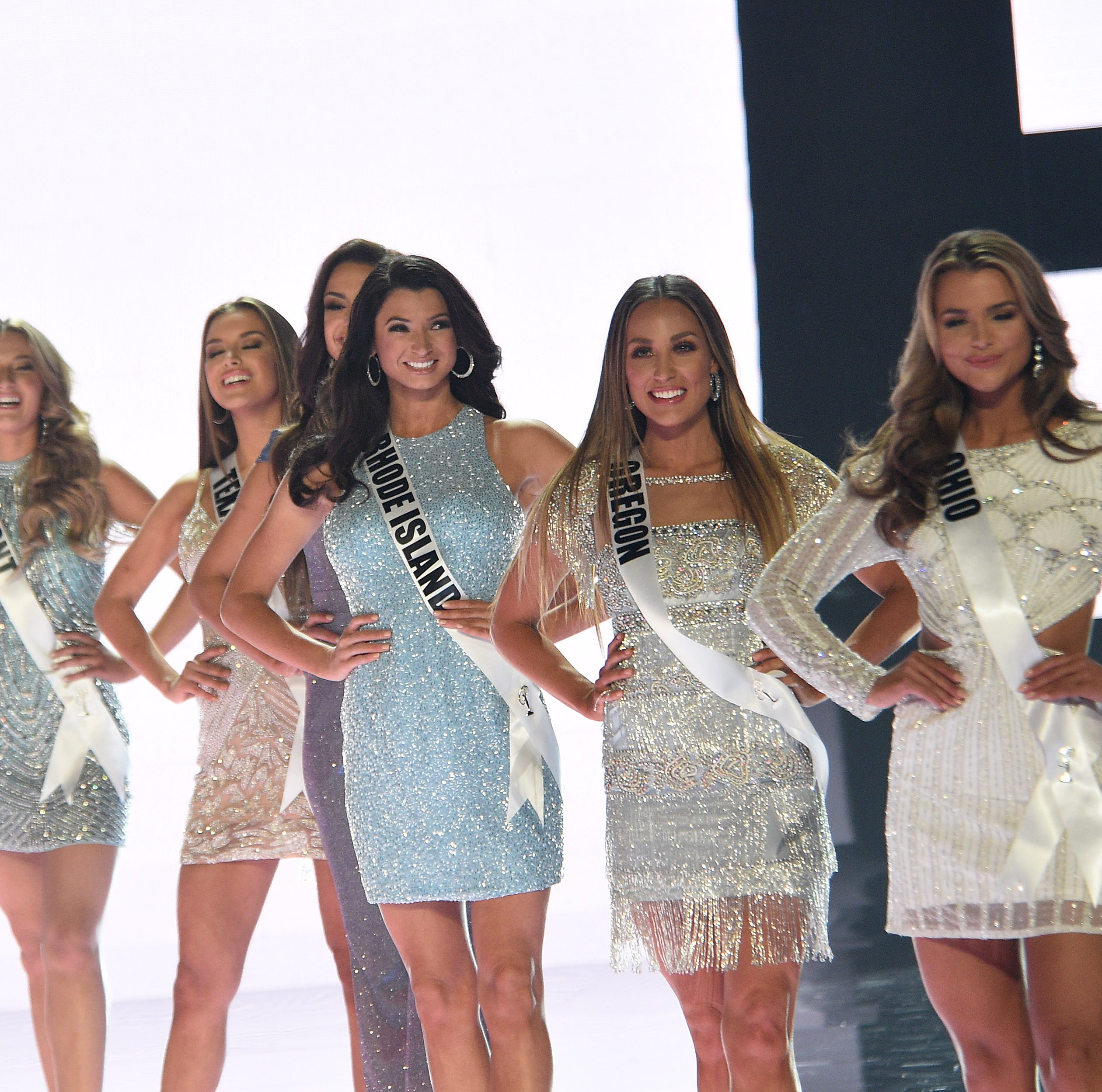Miss USA pageant gets political with questions on immigration, gun violence