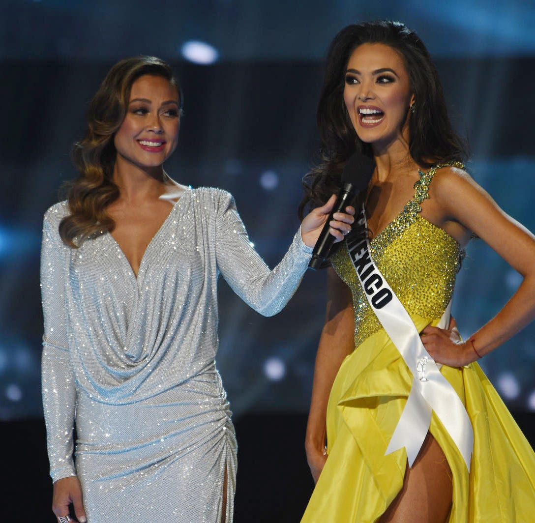 Miss USA runner-up from Las Cruces, NM, has Texas, Mexico roots, brought up immigration