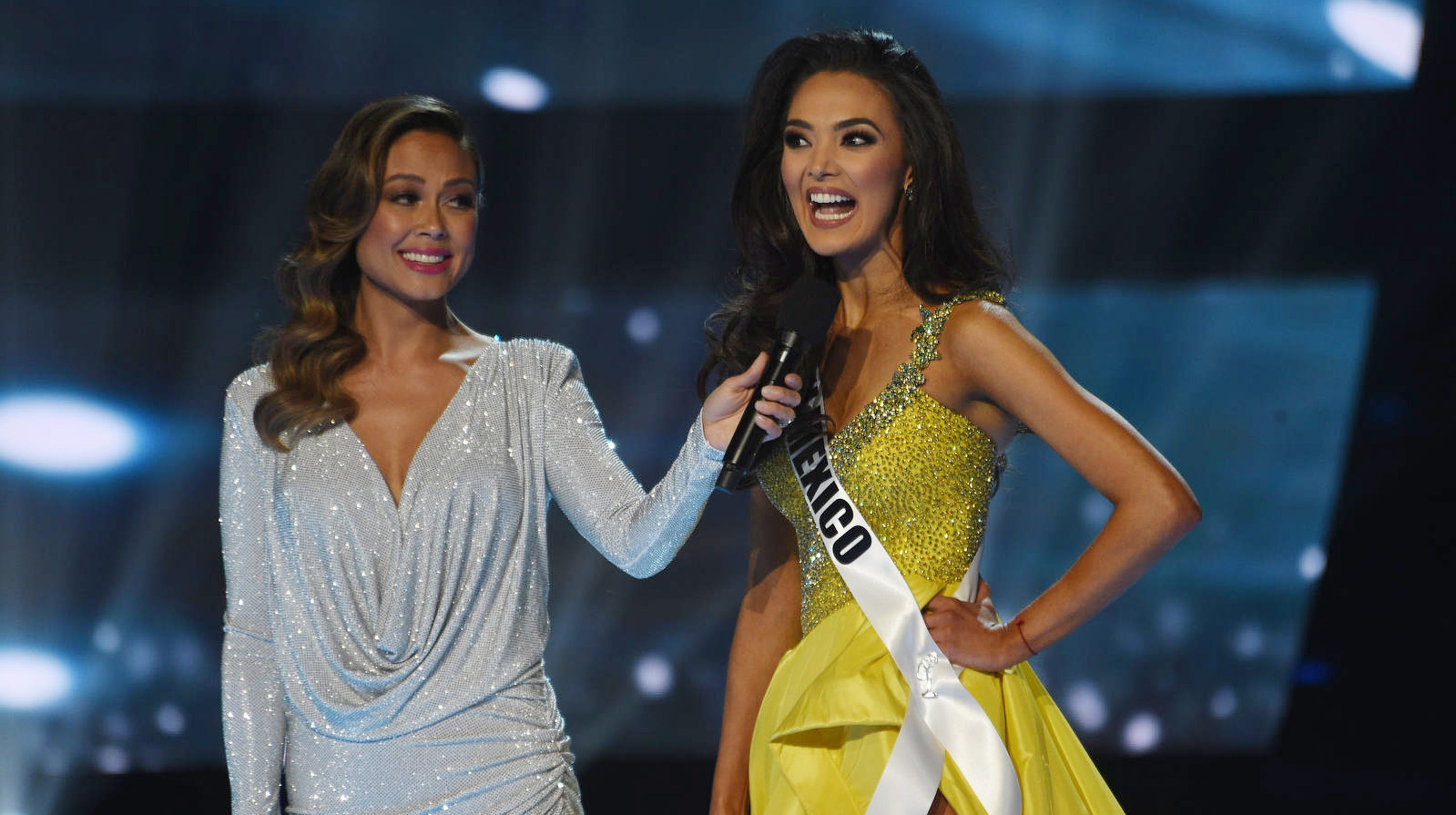 Miss USA 2019 first runner-up from Las Cruces, NM, talks