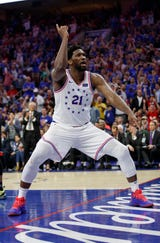 SportsPulse:  The Nuggets face the Blazers and the Raptors take on the 76ers in a pair of decisive Game 7s. USA TODAY Sport's Jeff Zillgitt details the stars who must come through for their teams to advance.