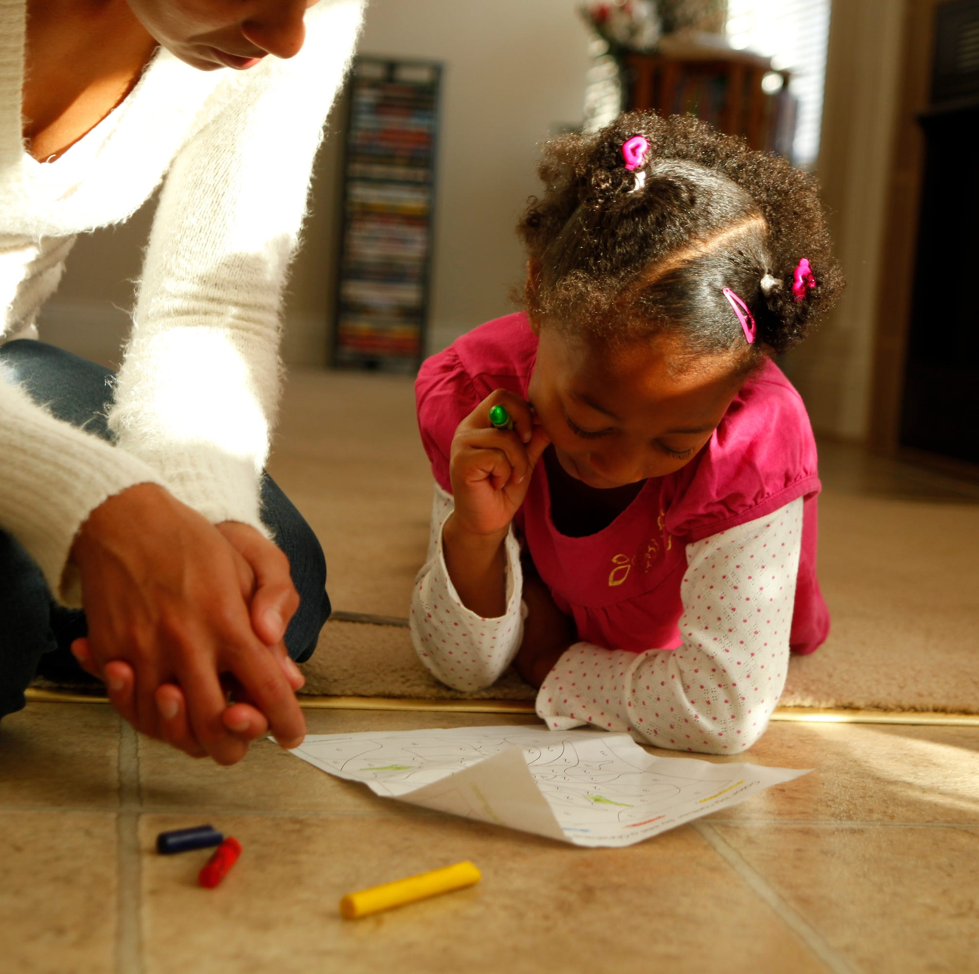 It's fine to help your kids with homework, but never do it for them.