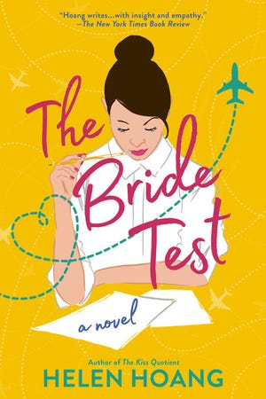 """""""The Bride Test,"""" by Helen Hoang."""