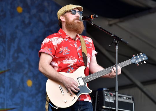 Marc Broussard will perform at The Hub December 14.