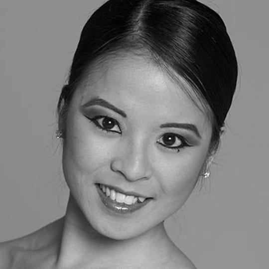American Repertory Ballet's Nanako Yamamoto was born and raised in Osaka, Japan.